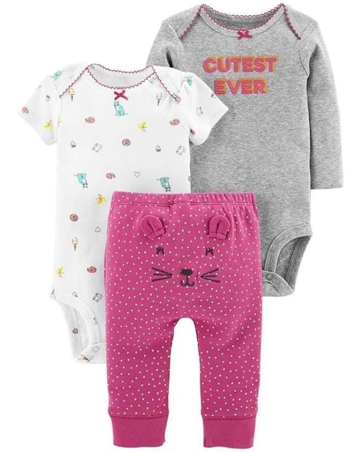 288d6ecf8 Conjuntos Para Bebé Carters - Recién Nacido A 24 Meses - $ 1.400,00 ...
