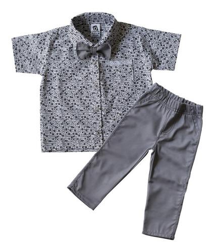 conjuntos para bebés pantalón camisa de vestir