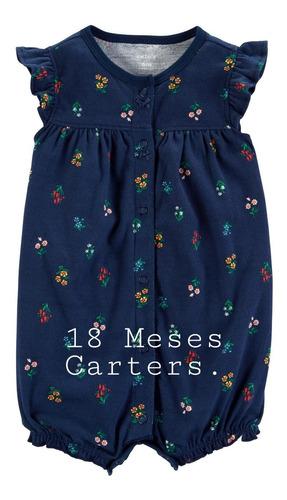 conjuntos para niñas carters - gerber nuevos