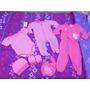 Conjuntos De Pijamas De 6-9 Meses. Niña. Ropita. Importada.