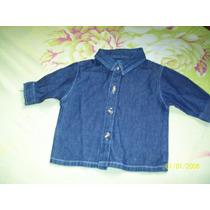 Conjunto Para Recien Nacido,camisajean,pantalon Y Pullover