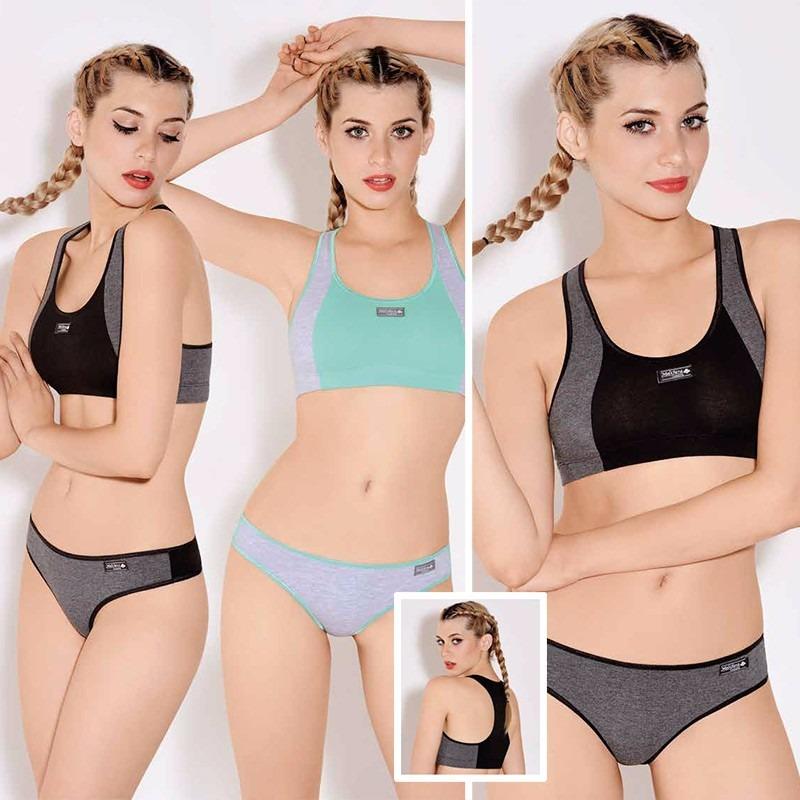 ad01fed45ee18 ... deportivos mujer envíos oferta!!! conjuntos ropa interior. Cargando  zoom.