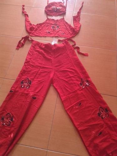 conjuntos ropa  playera  para  dama ajustables