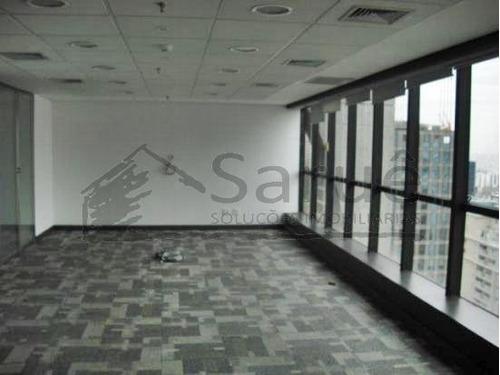 conjuntos - salas para locação - bela vista - ref: 143956 - 143956
