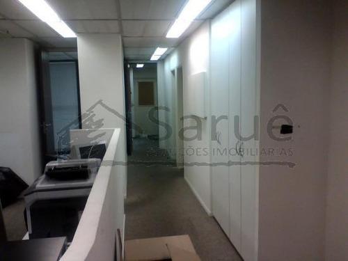 conjuntos - salas para locação - brooklin - ref: 109422 - 109422