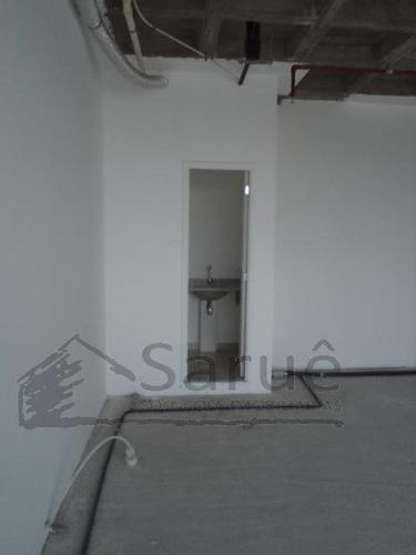 conjuntos - salas para locação - brooklin - ref: 114197 - 114197