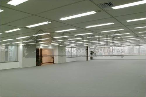 conjuntos - salas para locação - brooklin - ref: 147007 - 147007