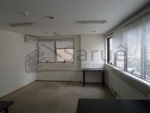 conjuntos - salas para locação - itaim - ref: 110246 - 110246