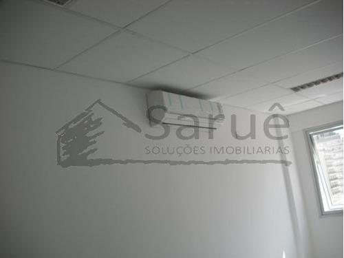 conjuntos - salas para locação - itaim - ref: 121251 - 121251