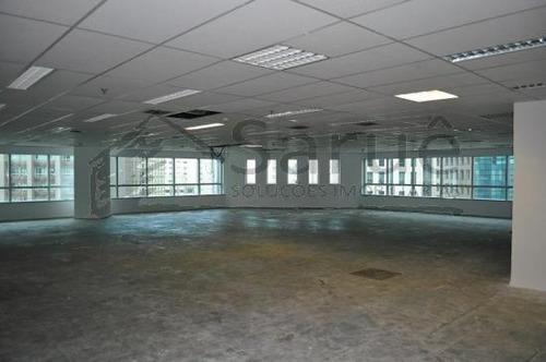 conjuntos - salas para locação - jardins - ref: 156521 - 156521