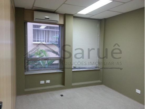 conjuntos - salas para locação - jardins - ref: 159267 - 159267