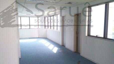 conjuntos - salas para locação - paraíso - ref: 116972 - 116972