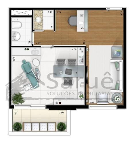 conjuntos - salas à venda - barra funda - ref: 115812 - 115812