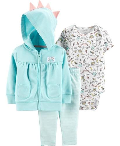 conjuntos vestidos carters bebe niña originales 12 meses