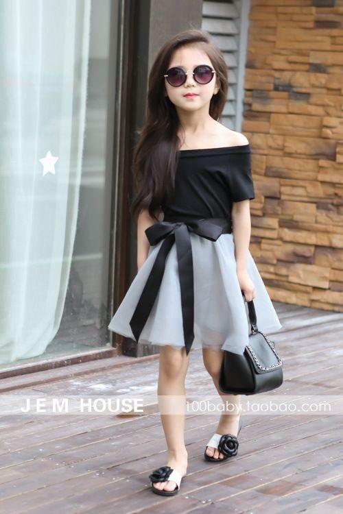 Ropa de moda para niña de 12 años 2018