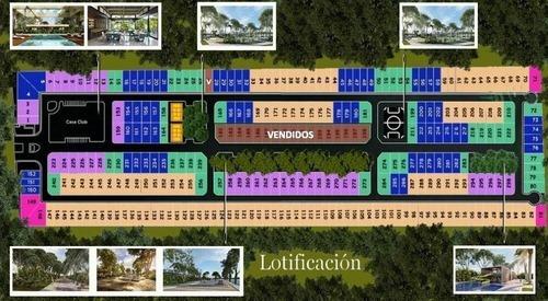 conkal terrenos residenciales en tamora