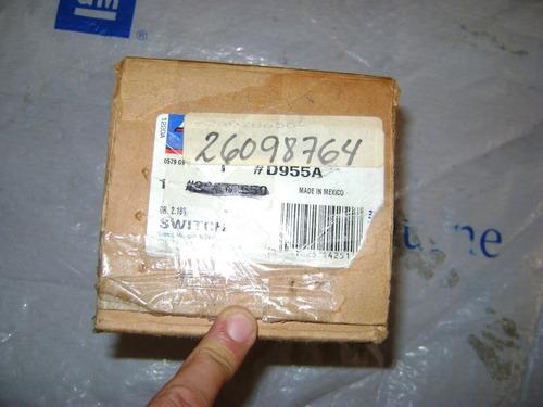 conmutador encendido gran blazer 2000 al 2002