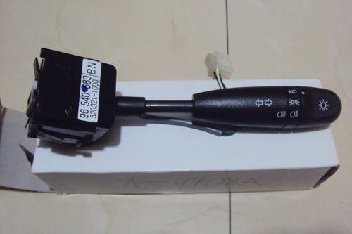 conmutador luces aveo/spark/optra