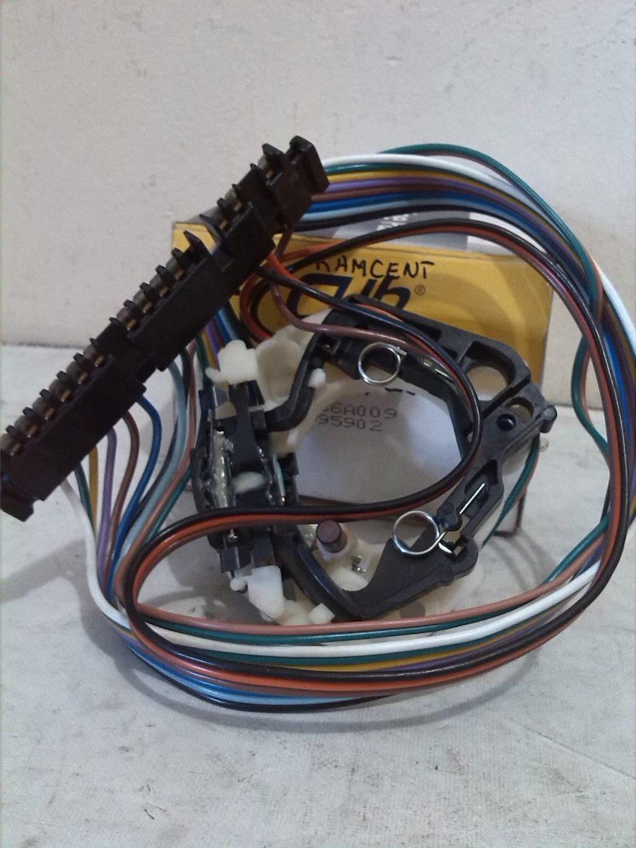 Conmutador luz palanca chevrolet cavalier celebrity 89 - Conmutador de luz ...