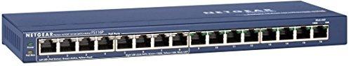 conmutador no administrado fast ethernet de 16 puertos