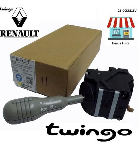 conmutador palanca cambio luces renault twingo 8 y 16 valvul