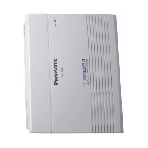 conmutador panasonic, color blanco elegante, 12