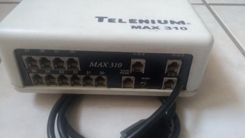 conmutador pbx max 310