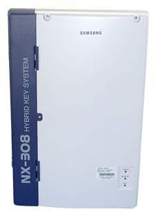 conmutador samsumg nx308 con telefono programador