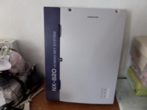 conmutador samsung  nx-820