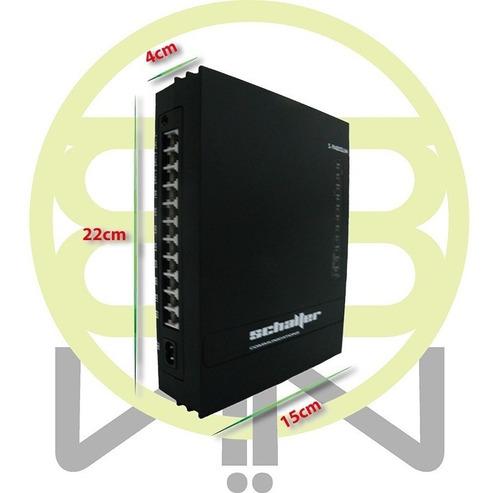 conmutador telefonico 3 lineas 8 ext puerto audio y chapa