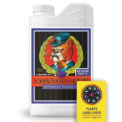 connoisseur bloom part a advanced nutrients 500 ml