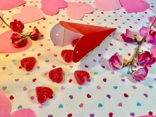 cono candy confites souvenir (x50u.) - 113 bauletto