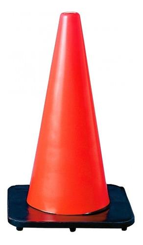 cono de trafico de 71 centimetros de alto