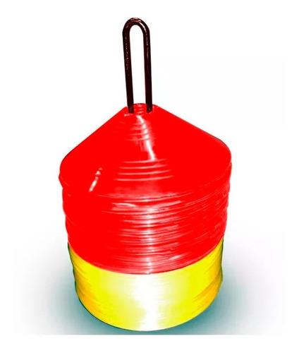 cono tortuga flexible pack x 50 u. + trasladador de hierro!