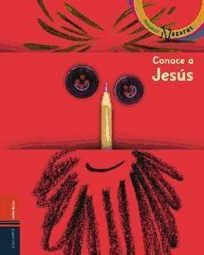 conoce a jesús - libro del niño y boletín para la familia li