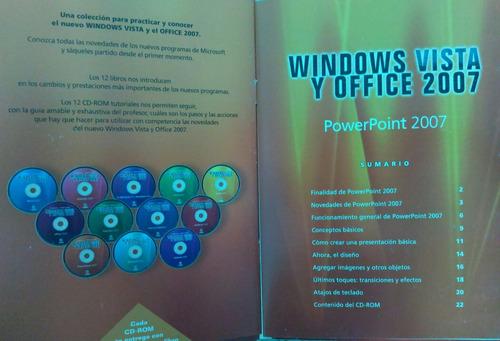 conoce los secretos windows office 12 tomos con cd + libro
