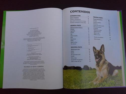 conoce y entrena a tu perro (2 tomos + dvd)