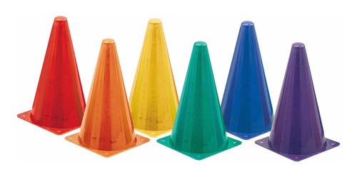 conos de practica de plastico