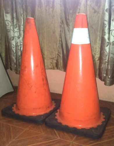 conos de seguridad  vial