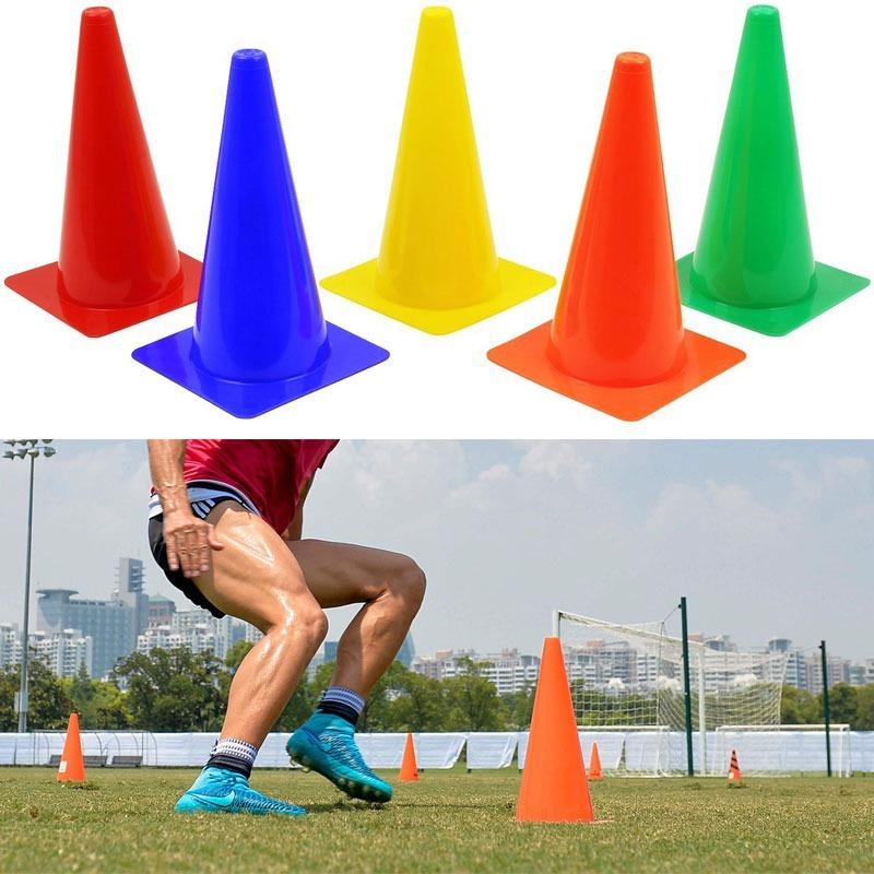 1b41505e83359 conos futbol kit x6 alto 38cm agilidad deporte entrenamiento. Cargando zoom.