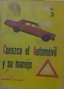 conozca el automovil y su manejo   manual femar 1965