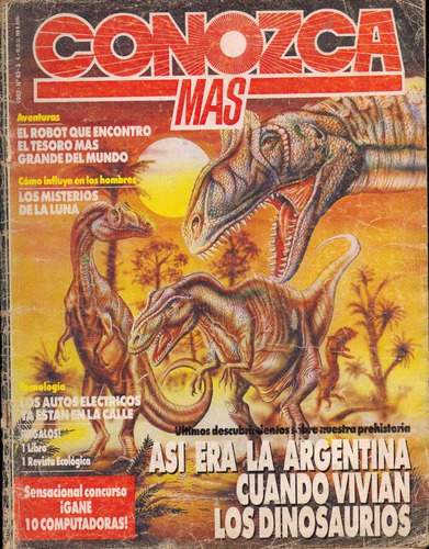 conozca más | n°43 | 1992
