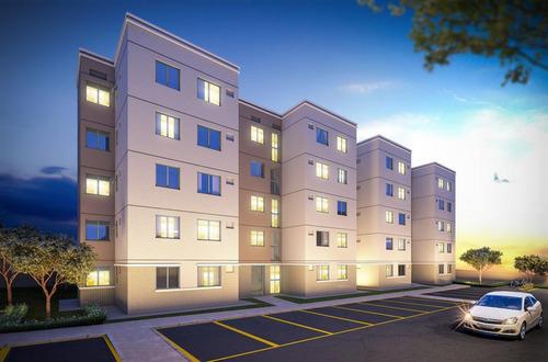 conquista campo grande - apartamento 2 quartos