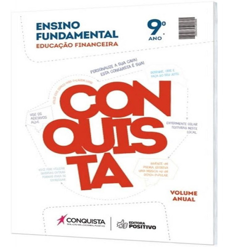 conquista - educacao financeira - 9 ano - ef ii