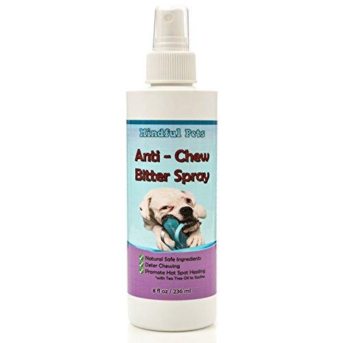 consciente admiten anti-chew aerosol amargo con aceite de á