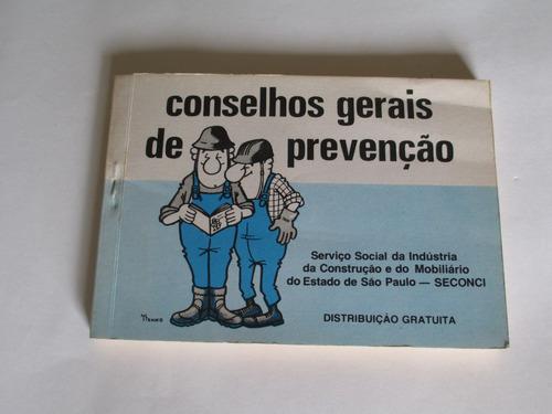 conselhos gerais de prevenção-serviço social-seconci