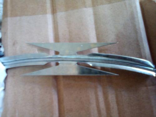 consertina galvanizada hojilla extra larga