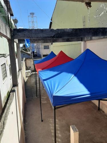 conserto, aluguel e reparo de tendas sanfonadas