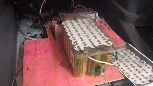 conserto  bateria hibrida bmw/ s400 mercedes hybrida