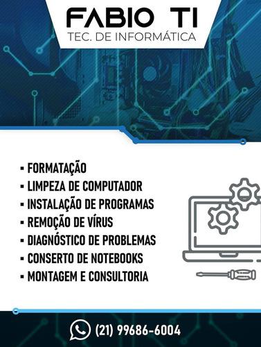 conserto de computador / técnico de informática